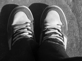 my shoes by HellyMr