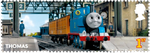 Thomas Royal Mail Stamp by KitKat37