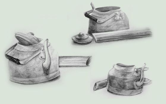Teapots by edschiffer