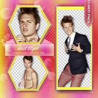 Ansel Elgort Pack PNG by iWillNotSurrender