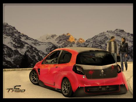 Clio Rs by enth3os