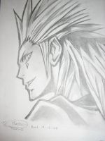 Axel - Kingdom hearts 2 by KHIIClub