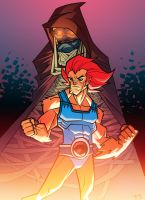 Lion-O by Zeigler