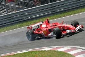 F1 Saturday: M. Schumacher III by Calzinger