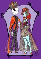 TNH---Pumpkin Royalty by digitalstitch626