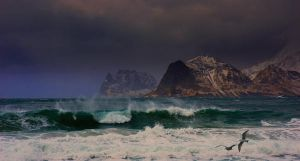 Stormy weather by steinliland