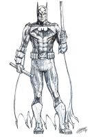 Batman, Dick Grayson by DeanZachary