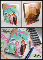 LUNAFLY Sketchbook by Delinlea