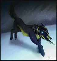:: Kepi - Snow :: by Nightingalefrost