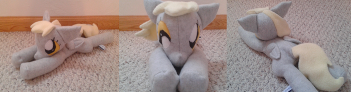 Derpy Hooves Beanie by NyokoKaze