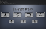 Drawers Icons by Mheltin
