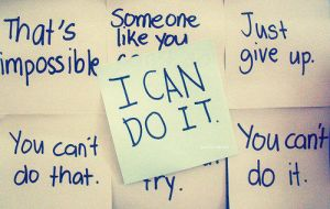 I Can Do It by JustAlittleScene