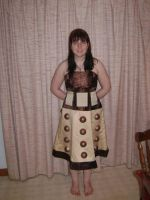 Dalek Dress by SerenLee