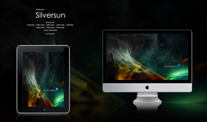 Silversun Wallpaper by Corwins