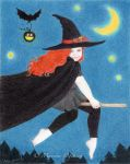 Witch in Training by MayumiOgihara