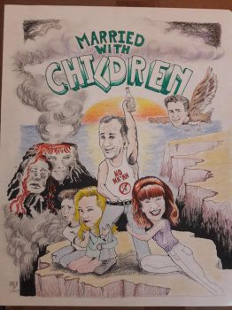 Married With Children National Lampoon mashup by DoctorFantastic