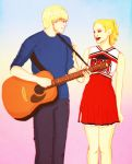 Lucky To Be In Love - Glee by trishna87