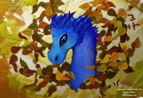 saphira autumn by ShadyHathor