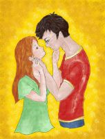 Harry and Ginny 2 by Hollyboo2001