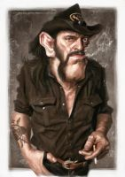 Lemmy by lorenzowalkes