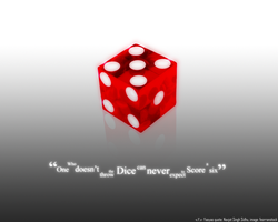 Dice by Yao-Yao