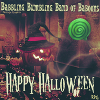 Babbling Bumbling Band of Baboons RPG - Halloween by AkilajoGraphic