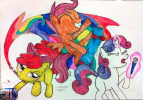 Very Special Talents by jagged-1