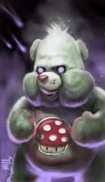 Care Bear by SketchMonster1