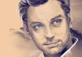 Jude Law by candybg