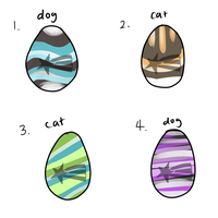 Egg Adopts by starlightzs