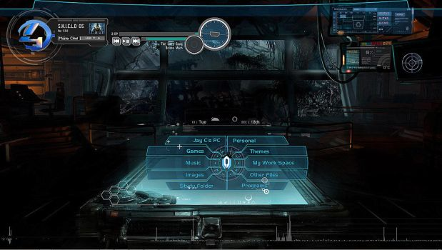 Most Popular,Top Rated  HALO Windows 7/8/8.1 theme by mannem