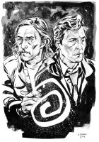 Rust Cohle by stokesbook