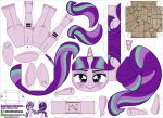 Starlight Glimmer (Joinys 022) by ELJOEYDESIGNS