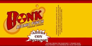 Bonk Atomic Punch - Equipo RED by Sayer09