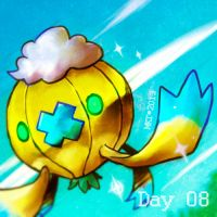 Day 08 - Favorite Flying Type by Mikoto-chan