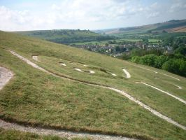 Cerne Abbas by beortheold