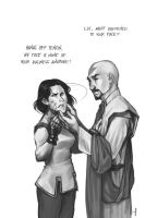 LoK: The aftermath (of a breakup) by kahel