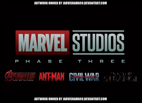 MARVEL STUDIOS PHASE 3 REVIEW TCARD by Jarvisrama99