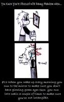 You're obsessed with DP-13 by Shaed-Knightwing
