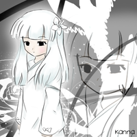 .:Kanna:. by AquariusMist