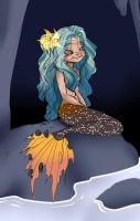 The Mermaid's Grandmother by Charming-Manatee