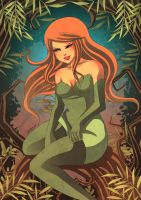 EDIT - Poison Ivy by Willow-San