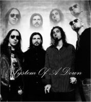 System of a Down 2 by VanComic