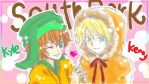 SP:Kyle+Kenny by Ice-S-Cream-Twins