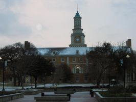 University of North Texas by wolf02