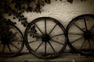 three wheels off my wagon by awjay