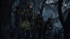 Ardennes forest by RussianBear2345