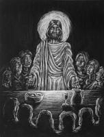 The Last Supper - ART 12 final by mariapiva