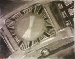 Charcoal Drawing 3 by Kasun05