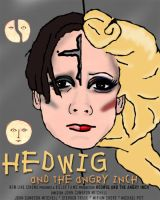 Hedwig + the Angry Inch, vers2 by maliciousfaerie